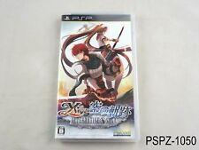 Ys vs Sora no Kiseki Alternative Saga Japanese Import Sony PSP US Seller A