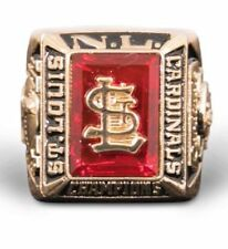 1968 St Louis Cardinals NL Champions Replica Ring, SGA 5/19/18. New in Box