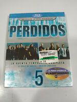 Perdidos Lost Quinta Temporada 5 Completa Ampliada Blu-Ray Español Ingles - 3T