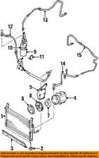 FORD OEM A/C AC Condenser/Compressor/Line-Compressor Mount Bracket F8CZ19N586AA