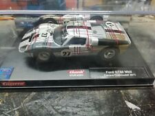 Carrera digital 124 2011 Club car Ford GT40 mk2