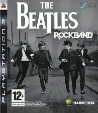BEATLES ROCK BAND PS3 * NUOVO SIGILLATO PAL *
