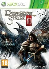 Dungeon Siege III 3 Xbox 360 * NEW SEALED PAL *