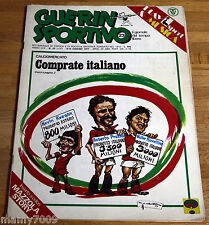 GUERIN SPORTIVO=N.23 1977=BARBAR D'URSO=CHARLIE'S ANGELs=NO INSERTO S. MAZZOLA