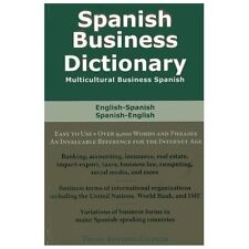 Spanish Business Dictionary: Multicultural Business Spanish, , Sofer, Morry, Ver