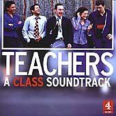 CD Soundtrack - Teachers [BBC Channel 4] (Original , 2001)