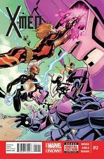 X-MEN (2013) #12 VF/NM MARVEL NOW!