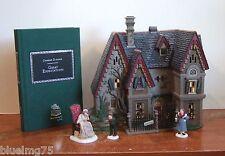 Dept 56 Dickens Village Great Expectations Satis Manor #58310 Nib (Tbl2)
