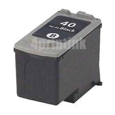 PG-40 Ink Cartridge Fits Canon PIXMA iP1600 iP1700 iP1800 iP2600 show Ink level