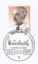 Berlín 1975: Ferdinand Sauer rotura nº 492 con etiquetas primero-sello especial! 1a! 1510