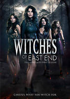 Witches of East End: Season 1 (3 disc DVD set) New, sealed free shipping