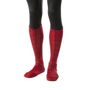 Spider-man Boot Tops Marvel Peter Parker Homecoming Civil War Comics Movie MCU