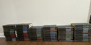 Britannica Great Books of The Western World 2nd Edition Complete 60 Volume Set