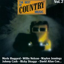 THE BEST OF COUNTY MUSIC VOL. 2 / CD - TOP-ZUSTAND
