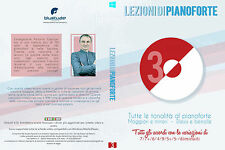 Corso di pianoforte e tastiera - DVD rom - Tonalità e accordi