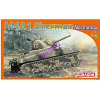 Dragon 7568 1/72 SCALE  M4A1 Sherman Normandy tank model 2019 new