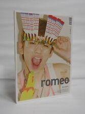 K-POP SHINEE 2nd Mini Album [Romeo] KEY Version CD Sealed Music CD