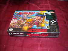 The Legend of the Mystical Ninja (Super Nintendo Entertainment System, 1992) NEW