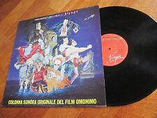 SEX PISTOLS The Great Rock'n'roll Swindle LP ITALY OST PUNK ROCK THE CLASH NO CD