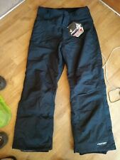 PROTEST BOARDWEAR size L BLUE TROUSERS - NEW WITH TAGS- padded skiing etc