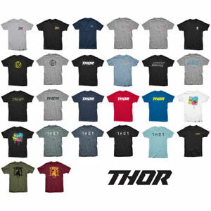 2020 Thor MX Adult Tee Shirt - Motocross Casual Wear - Pick Size/Graphic