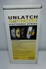 SECURITRON / Assa-Abloy UNL-12 Unlatch Motorized Electronic Strike 12V 6-Wire