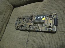 NEW OE Saab 900 Tail Light circuit board panel 4 door / Convertible 8585978 LH