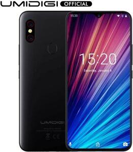 Umidigi F1 Play 32gb Storage 6gb RAM Dual SIM Unlocked (Black)
