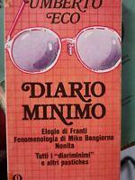 UMBERTO ECO DIARIO MINIMO