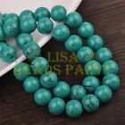Hot 30pcs 10mm Round Black Stripes Charm Loose Spacer Glass Beads Peacock Green