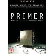 Primer DVD by Shane Carruth David Sullivan.