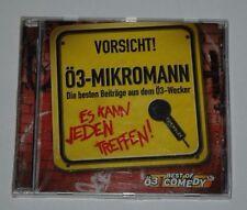 CD/SEALED NEW/VORSICHT Ö3 MIKROMANN/ES KANN JEDEN TREFFEN/