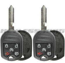 2 Keyless Entry Remote Start Car Key Fob Shell Case Cover for Ford CWTWB1U793 5b