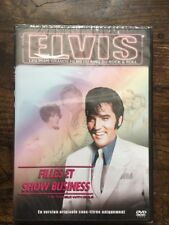 COLLECTION ELVIS PRESLEY...  DVD Filles Et Show-business