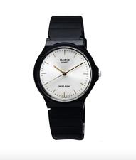Casio MQ-24-7E2LDF Black Resin Strap Unisex Watch