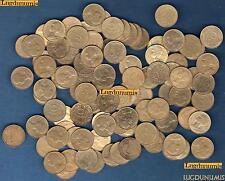 Vème République, 1959- -G Lot de 100 pièces de 10 Centimes Marianne TB à SUP (PO