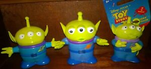 3 X TOY STORY ALIEN TOYS - ALL DIFFERENT