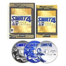 Jeu Swat 4 + The Stetchkov Syndicate Expansion / Gold Edition Sur PC