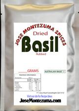 Basil Dried  25 Gram Sealed packs
