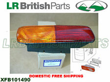 LAND ROVER REAR BUMPER LAMP DISCOVERY II 99-02 LH NEW XFB101490