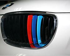 BMW Kidney Front Grill M Sport 3 Color Stripe Car Sticker Decal E30 E36 E90 M3 X