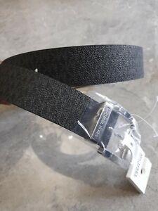 Women Michael Kors Buckle Fastening Belt 100% Genuine Size XL EXTRA LARGE