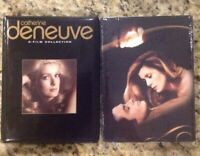 The Catherine Deneuve Collection (DVD, 2008, 3-Disc Set)NEW Authentic US Release