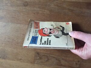 POCHE 4951 MINA & ANDRE GUILLOIS politique droles plats illustres par sine 1977