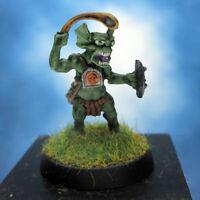 Painted RAFM Miniatures Goblin Warrior XVIII