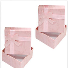 Jewelry Box Case for Rings,Earrings Multi Colors Gift Boxes 24 Pcs/set Wholesale