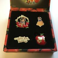 JDS - Snow White 80th Anniversary Pin Box Disney Pin 135461