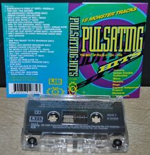 PULSATING HITS     - 1990-1995 -                                Cassette Tape