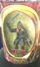TOY BIZ: LORD OF THE RINGS :THE TWO TOWERS * EOMER w/ SWORD SLASHING ACTION