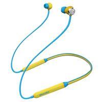 Bluedio TN Bluetooth Cordless Earphones Noise Cancellation Function Yellow